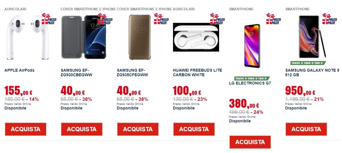 trony prezzi pazzi marzo 2019 smartphone (3)