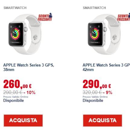 trony sconti online 8 marzo 2019 smartwatch (1)