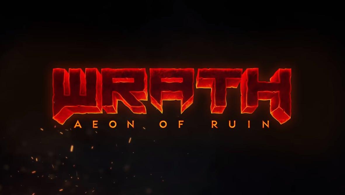 Wrath: Aeon of Ruin è un FPS demoniaco creato col motore del primo Quake, vedere per credere (video)