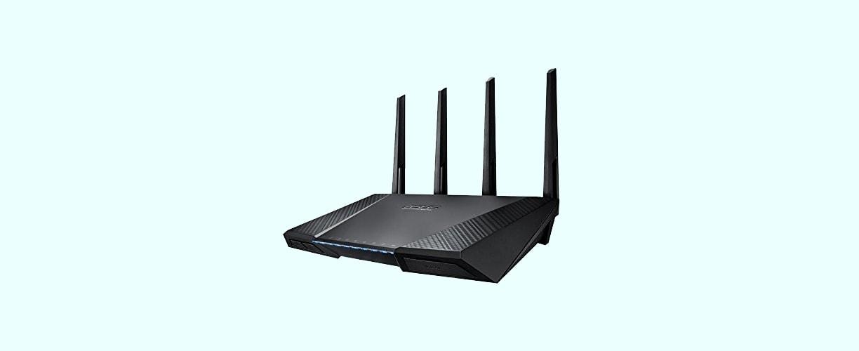 Router ASUS di fascia alta ad un piccolo prezzo: c'è uno sconto del 47% su Amazon