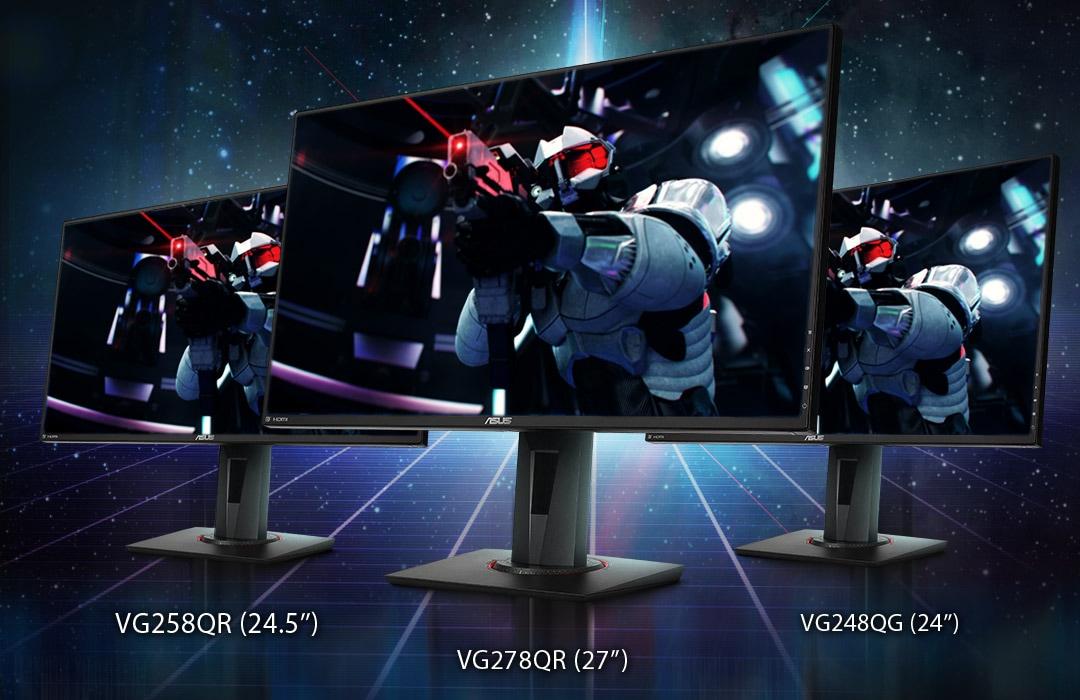 Nuovi monitor ASUS con G-SYNC, 0,5 ms e 165 Hz : se non fate kill è colpa vostra! (foto)