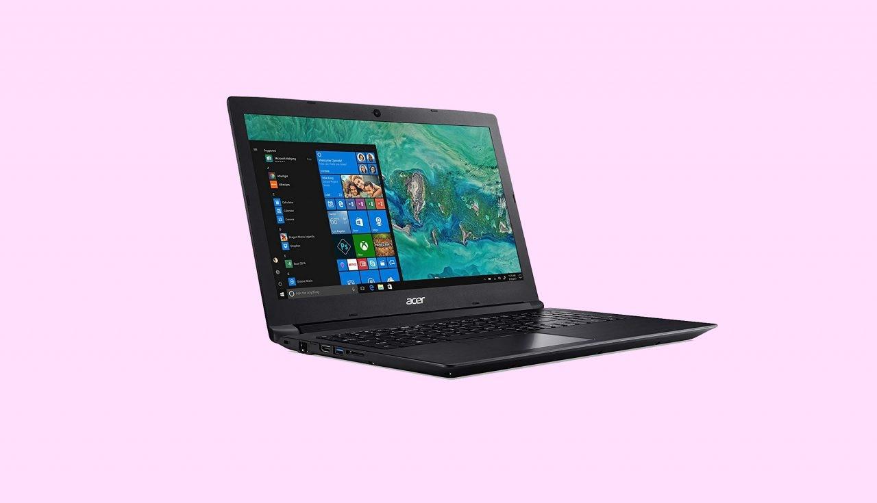 """Acer Aspire 3 è in super sconto su Amazon: 549€ per un 15,6"""" perfetto per la navigazione web"""