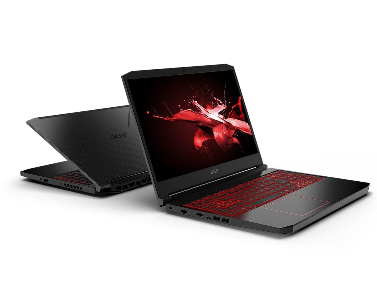 Acer Nitro 7 e Nitro 5: nuovi processori e 144 Hz sui gaming fascia media (foto)