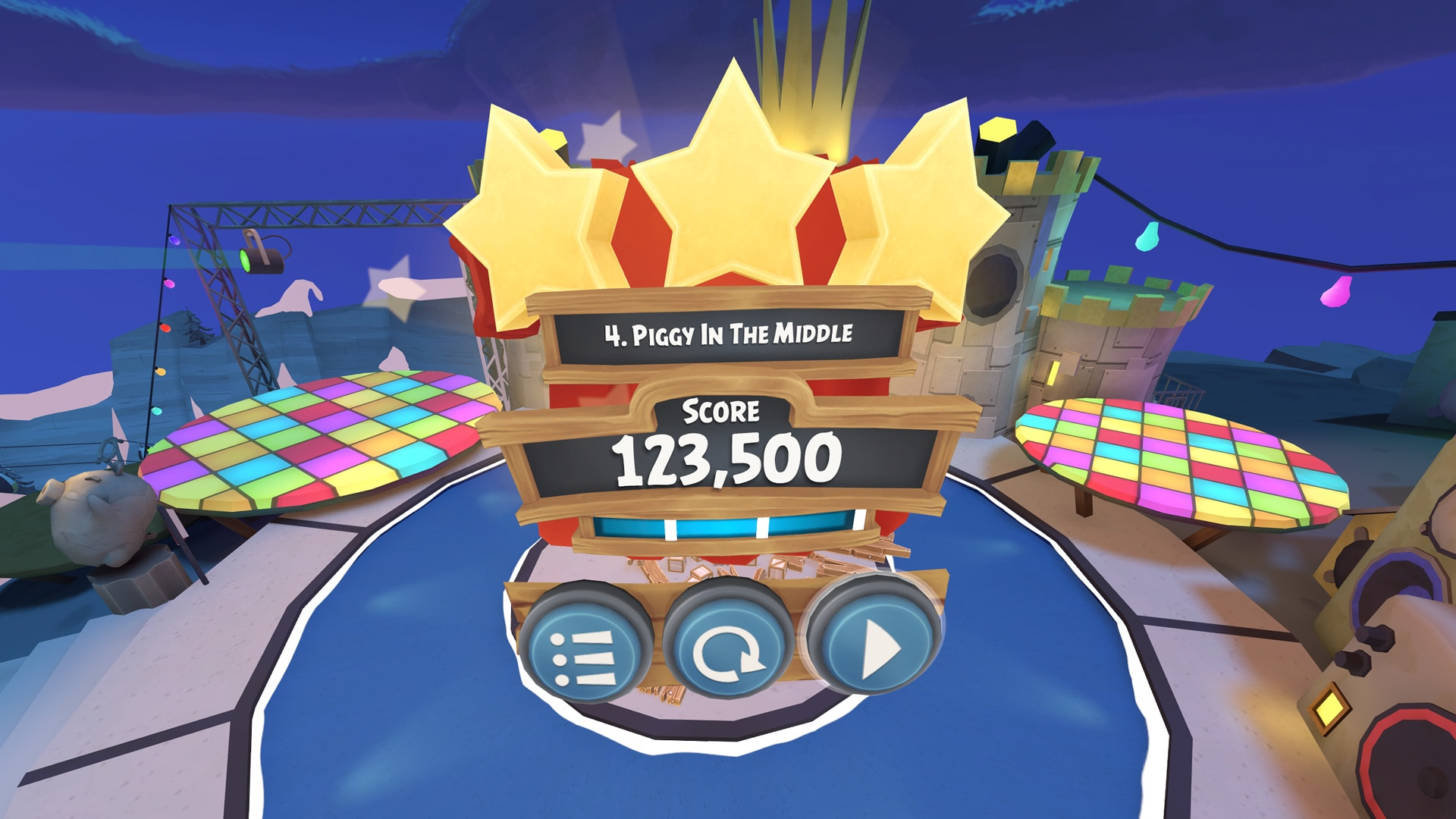Angry Birds VR Isle of Pigs (4)