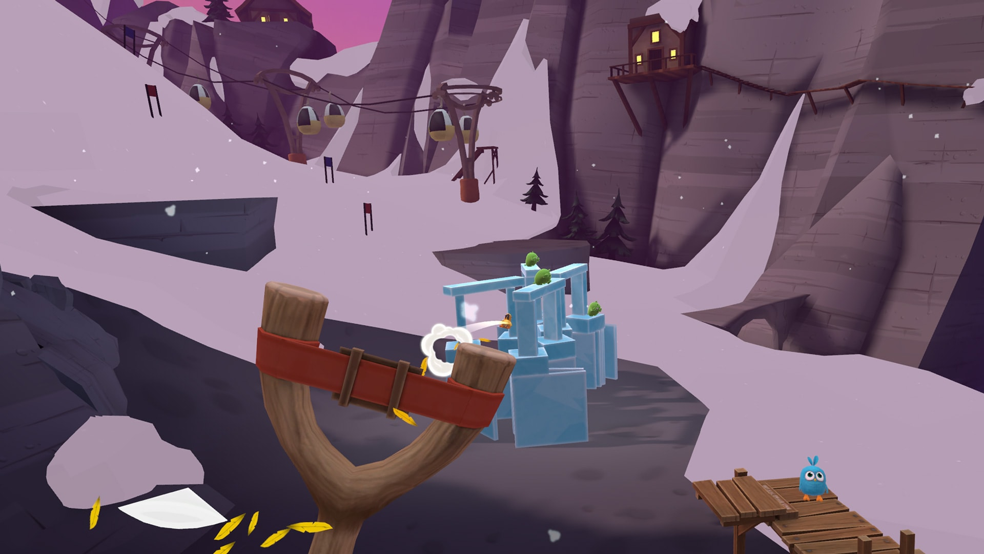 Angry Birds VR Isle of Pigs (8)