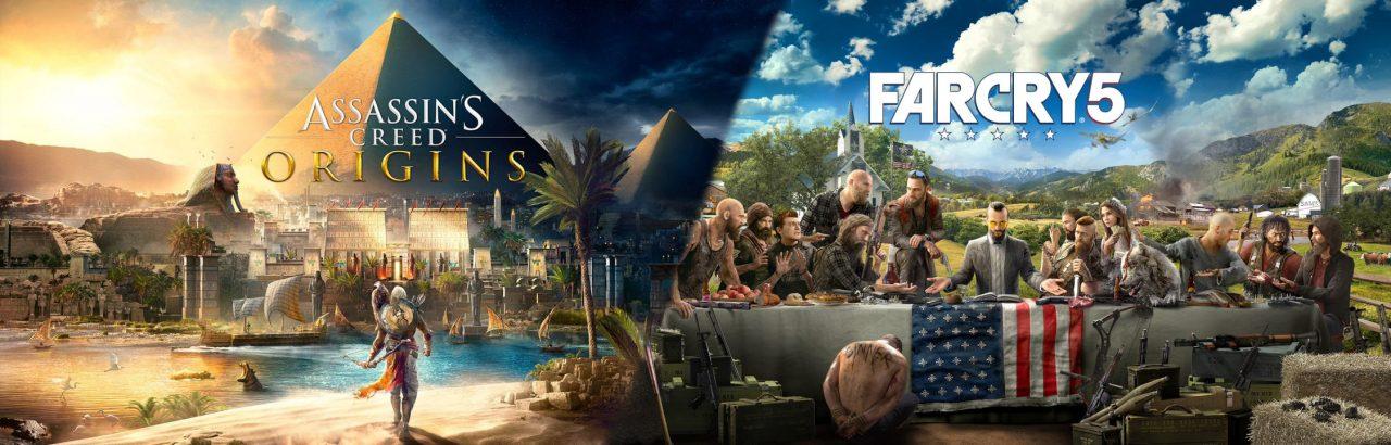 Giochi PS4 in sconto su Amazon: Assassin's Creed: Origins e Far Cry 5 al miglior prezzo