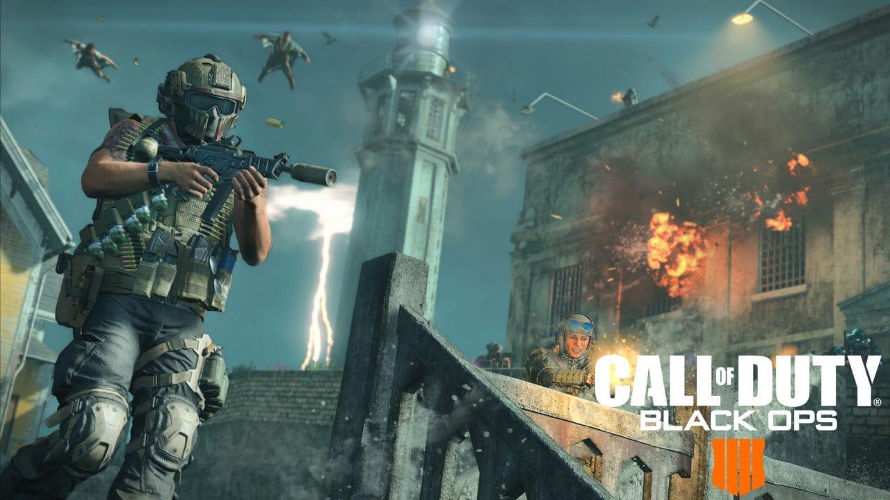 Call of Duty: Black Ops 4 Blackout gratis per tutti da oggi fino al 30 aprile