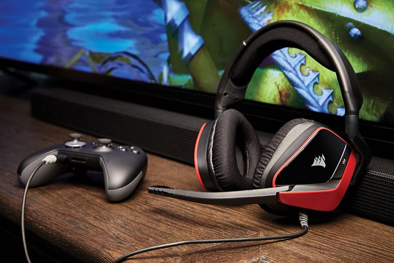 Ottimo prezzo per Corsair VOID PRO RGB: le cuffie gaming che s'illuminano