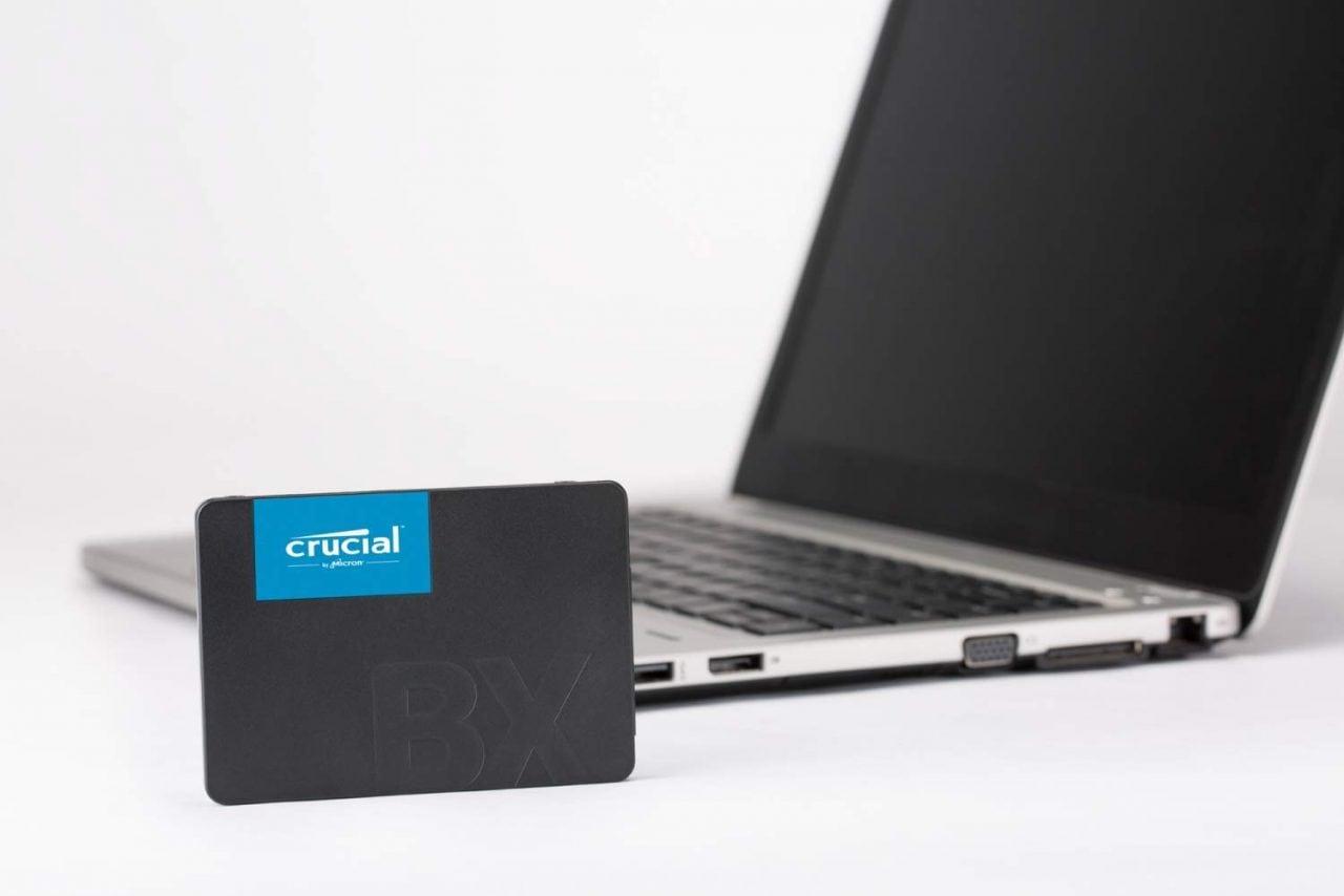 Questo SSD Crucial da 480 GB è irresistibile: su Amazon costa solo 55€
