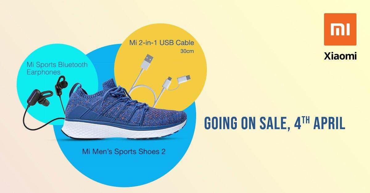 Xiaomi Mi Men's Sports Shoes 2: in arrivo in commercio le scarpe da ginnastica di 2° gen.