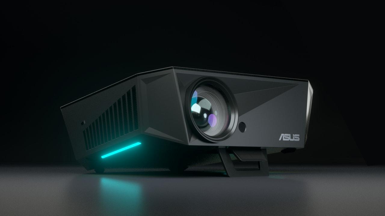 ASUS annuncia F1, il proiettore Full HD a tiro corto che costa 919€ (foto e video)