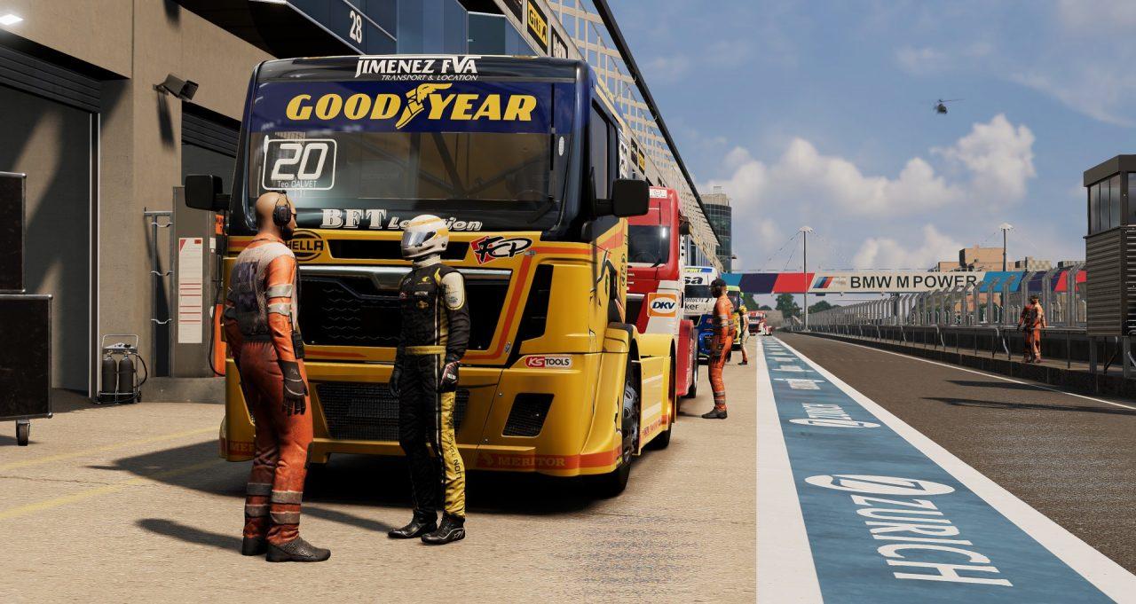 Bigben annuncia FIA European Truck Racing Championship e Overpass (aggiornato: Truck Racing disponibile)