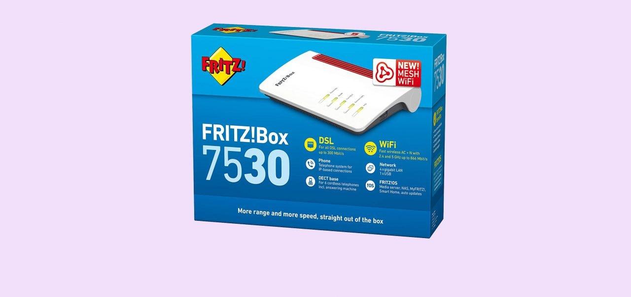 FRITZ!Box 7530 al miglior prezzo su Amazon a 89€: router ad alte prestazioni da non perdere