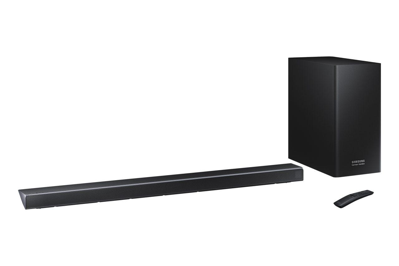 Samsung annuncia le nuove soundbar serie Q ottimizzate per i QLED 2019 certificate Harman Kardon