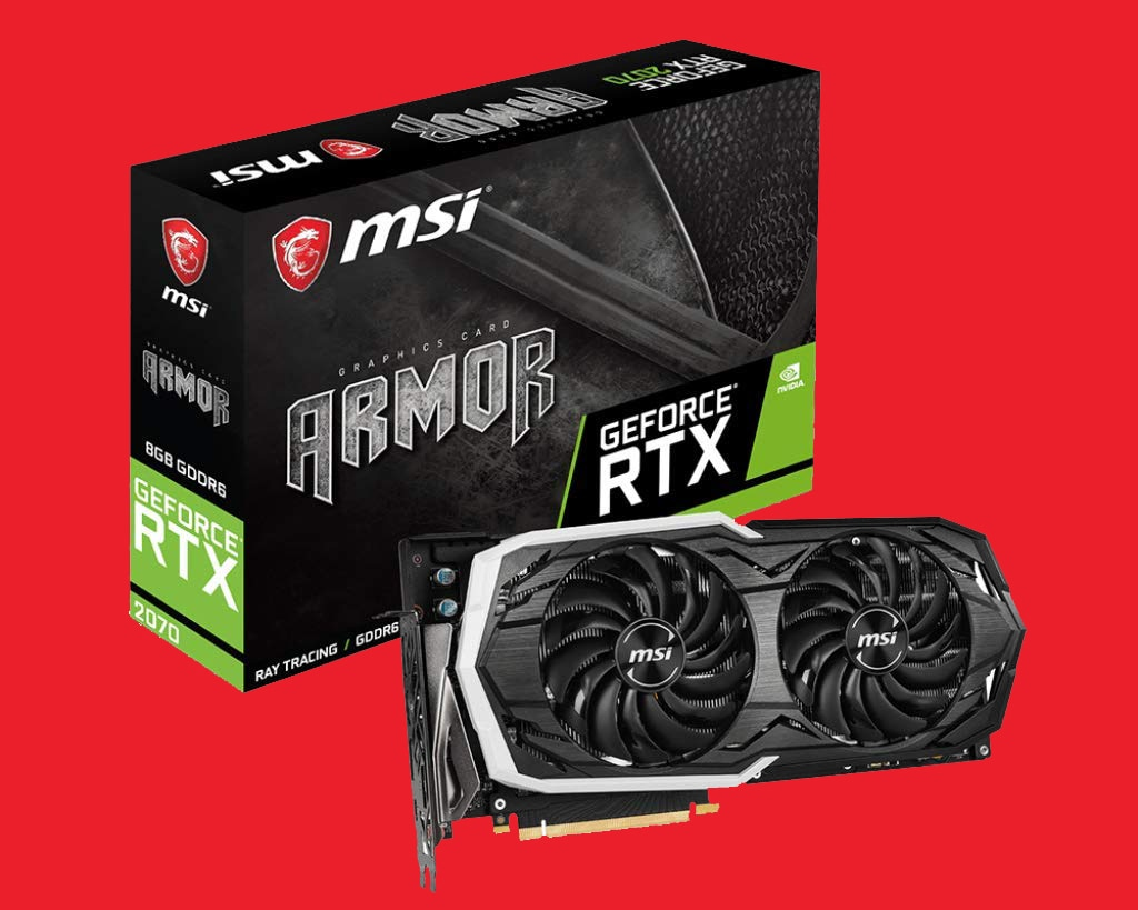 NVIDIA GeForce RTX 2070 versione MSI in offerta: una GPU perfetta per i PC da gaming!