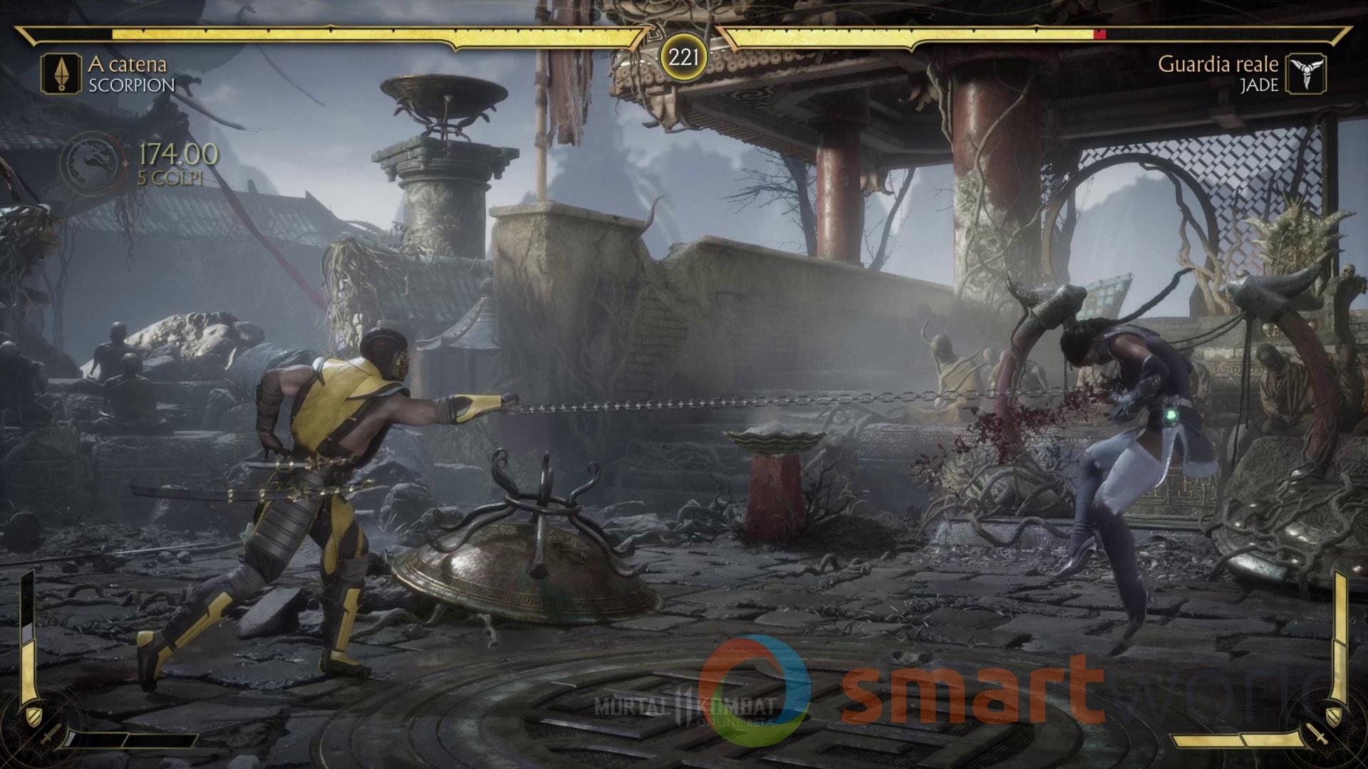 Mortal Kombat 11 Provato Anteprima 1