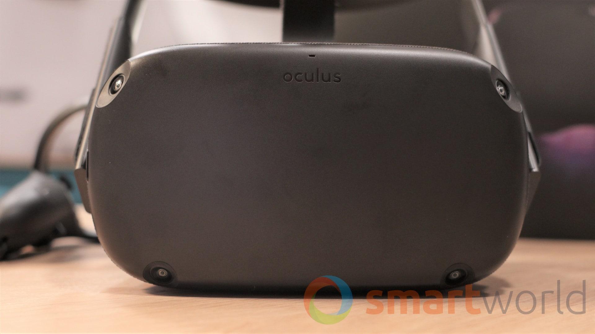 Oculus Quest Recensione 1