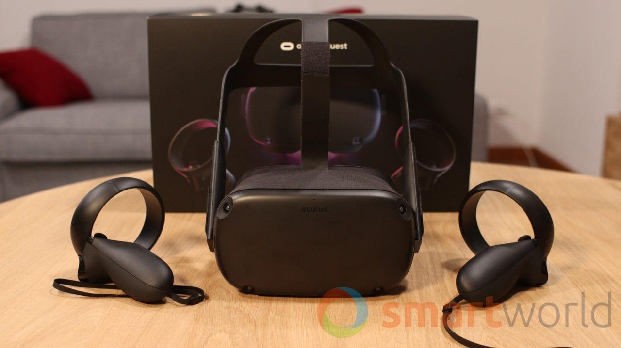 Oculus Quest: il nostro primo impatto con il nuovo visore stand-alone per il gioco (e non solo)