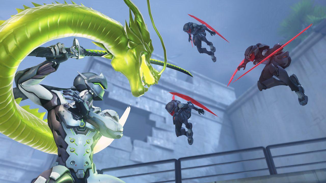 È online l'evento Archivi di Overwatch: la nuova missione si chiama Tempesta imminente
