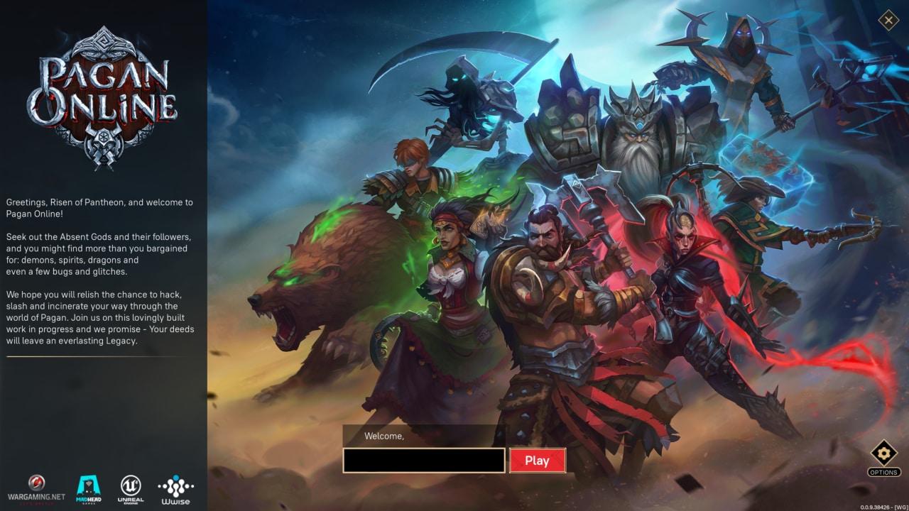 Pagan Online: l'Action RPG di Wargaming che sfida Diablo e Path of Exile (anteprima)
