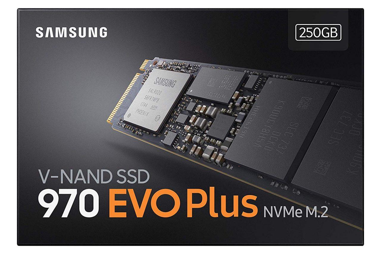Questo SSD Samsung da 250 GB costa solo 82€ ed è perfetto per la PC master race