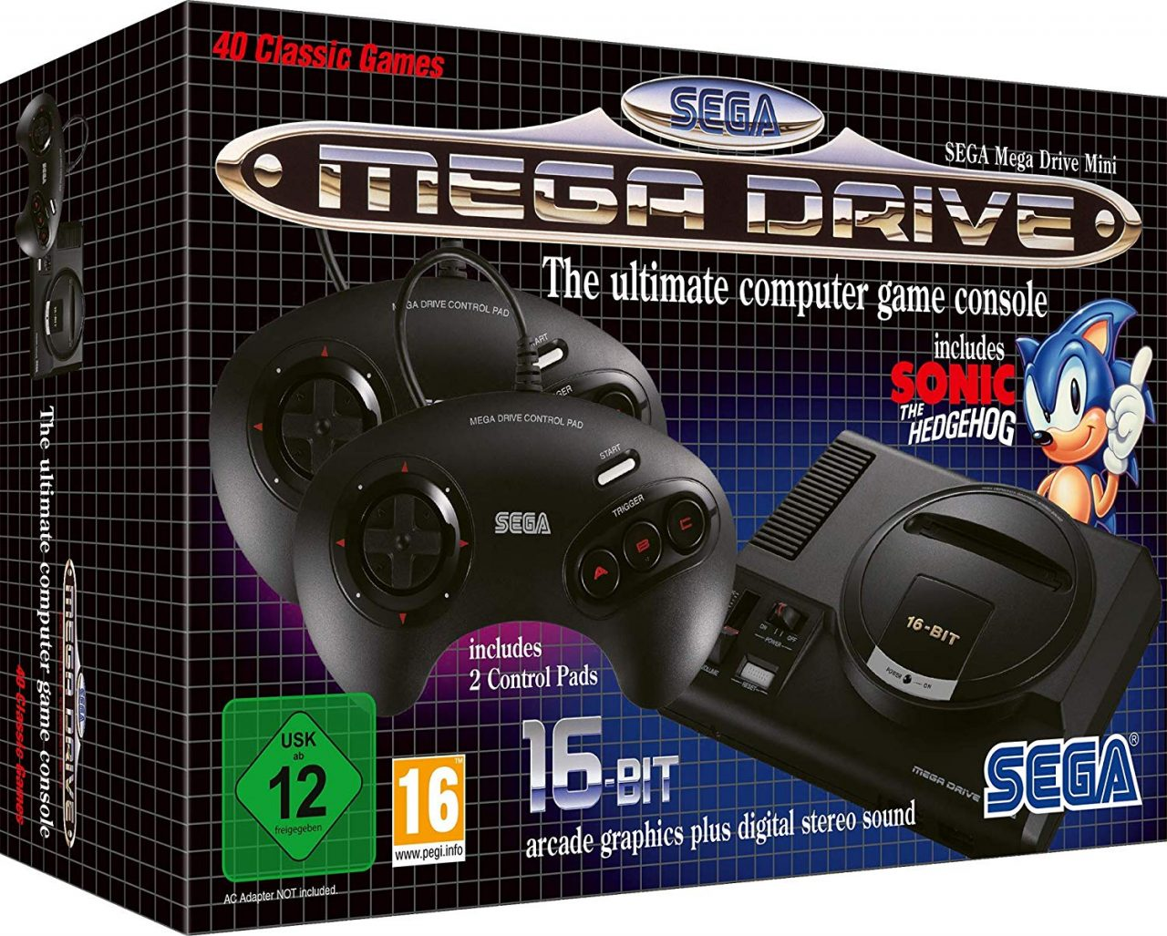 Curiosi di conoscere la lineup di giochi di SEGA Mega Drive Mini? Ecco altri 10 titoli inclusi