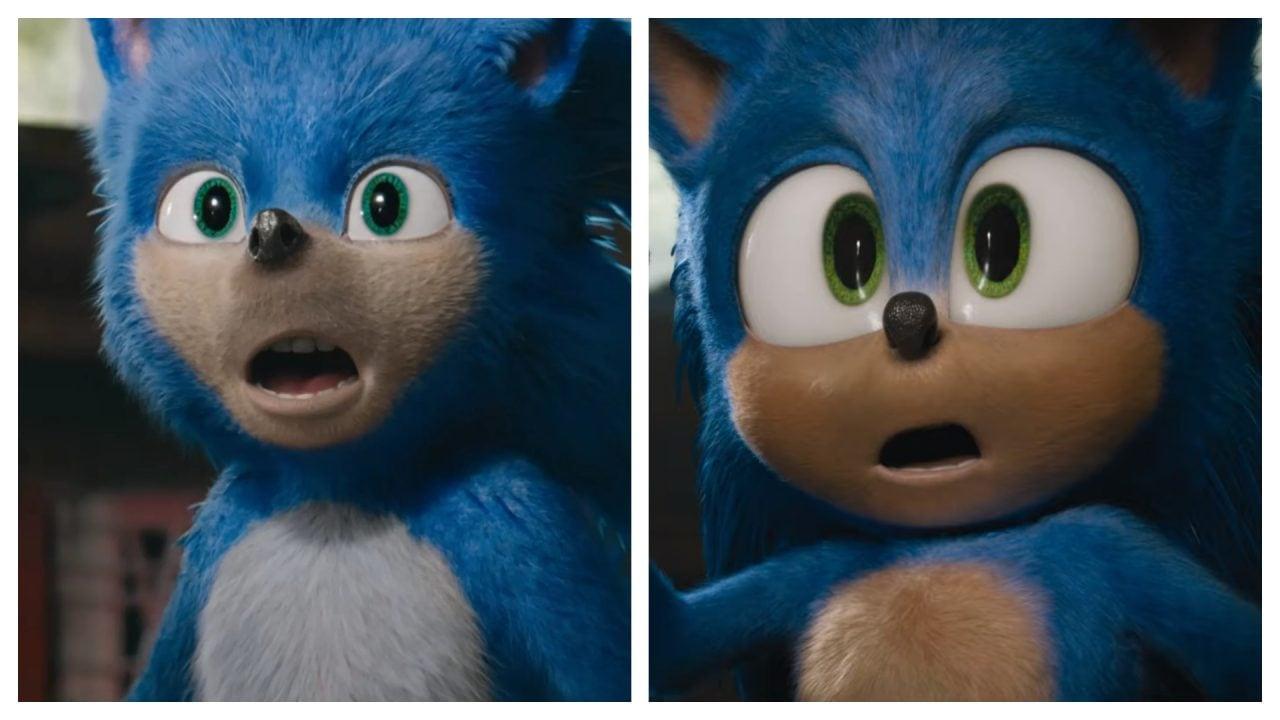 Il nuovo trailer del film di Sonic è molto meno inquietante