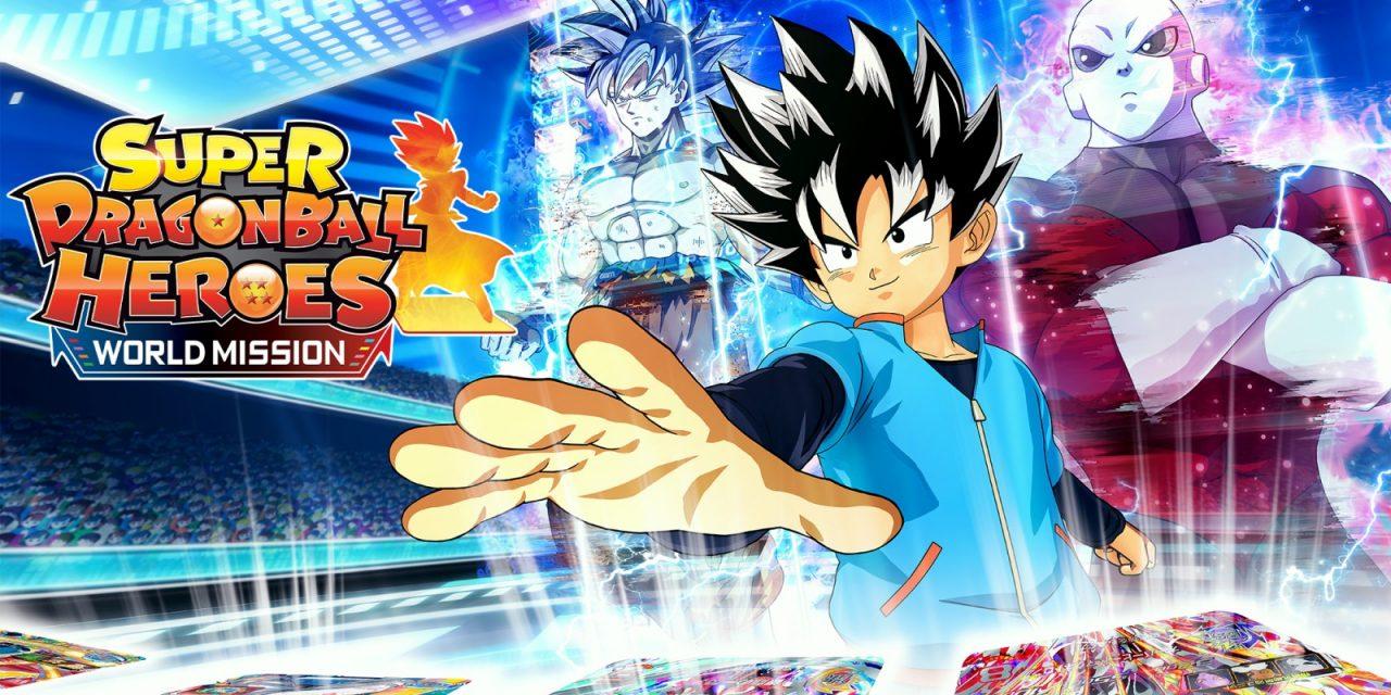 Che ne pensiamo di Super Dragon Ball Heroes World Mission (recensione)