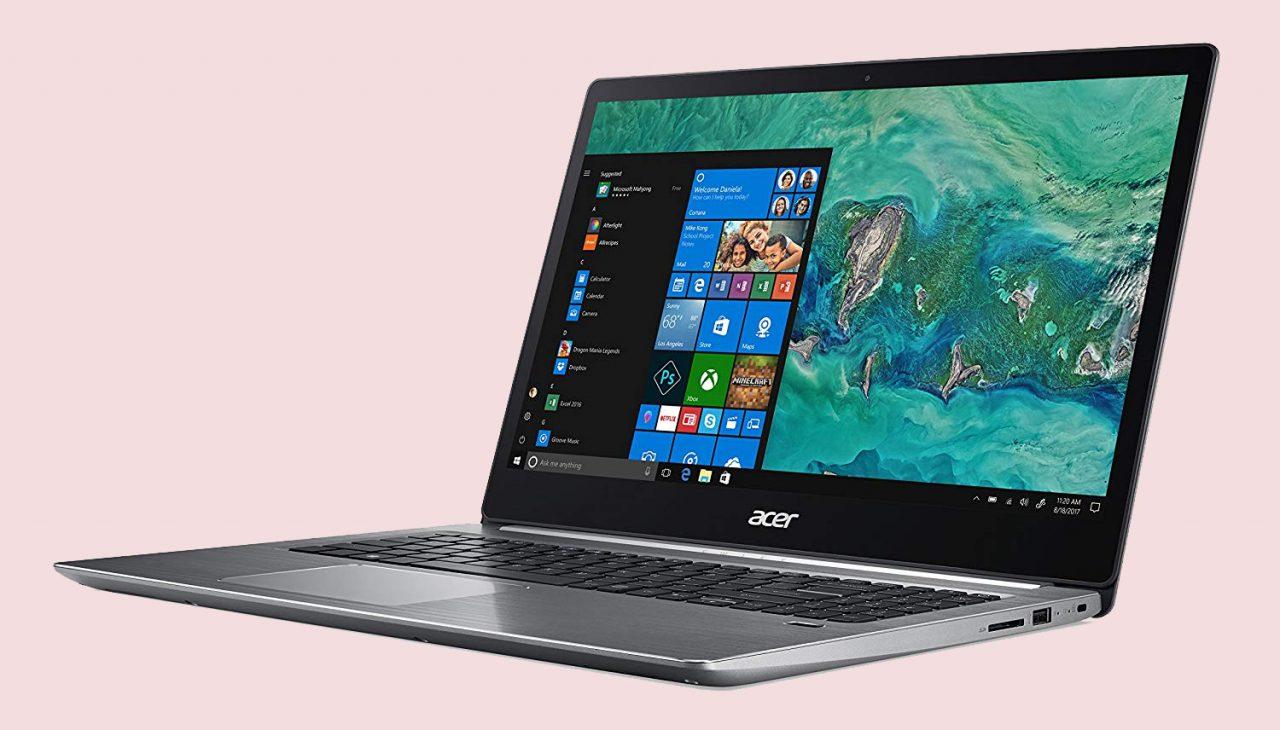 Acer Swift 3 in offerta su Amazon in due gusti: lo volete con CPU Intel o AMD?