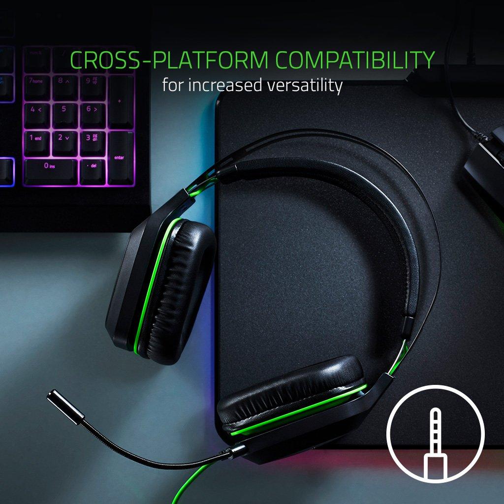 Cuffie gaming economiche a soli 29€: Razer Electra V2 in sconto su Amazon