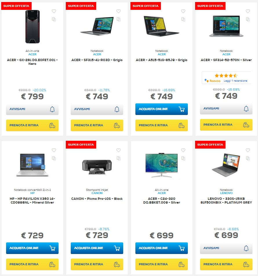 euronics sconti online 15 maggio 2019 tablet (12)