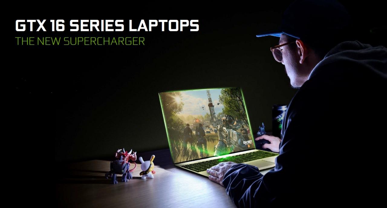 Questi sono i primi portatili con GPU NVIDIA GTX serie 16