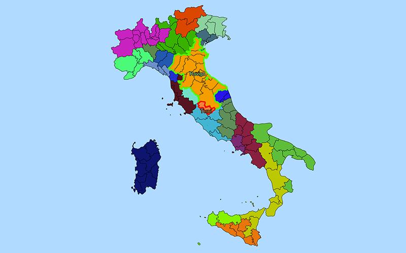 ItaliaGuerraBot 2020: la guerra fra città italiane si consuma su Facebook