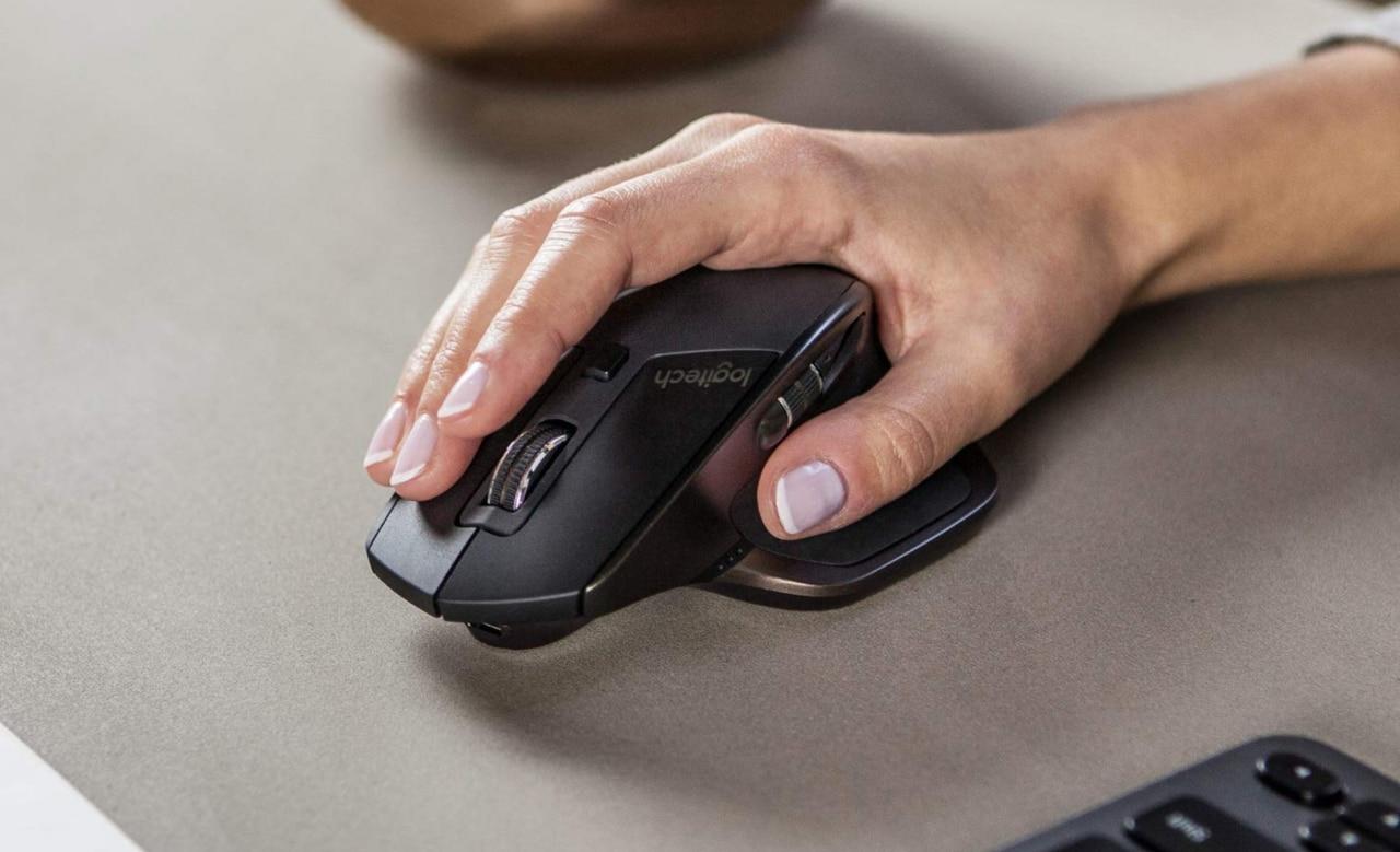 Il miglior mouse per la produttività è in sconto: Logitech MX Master a 62€