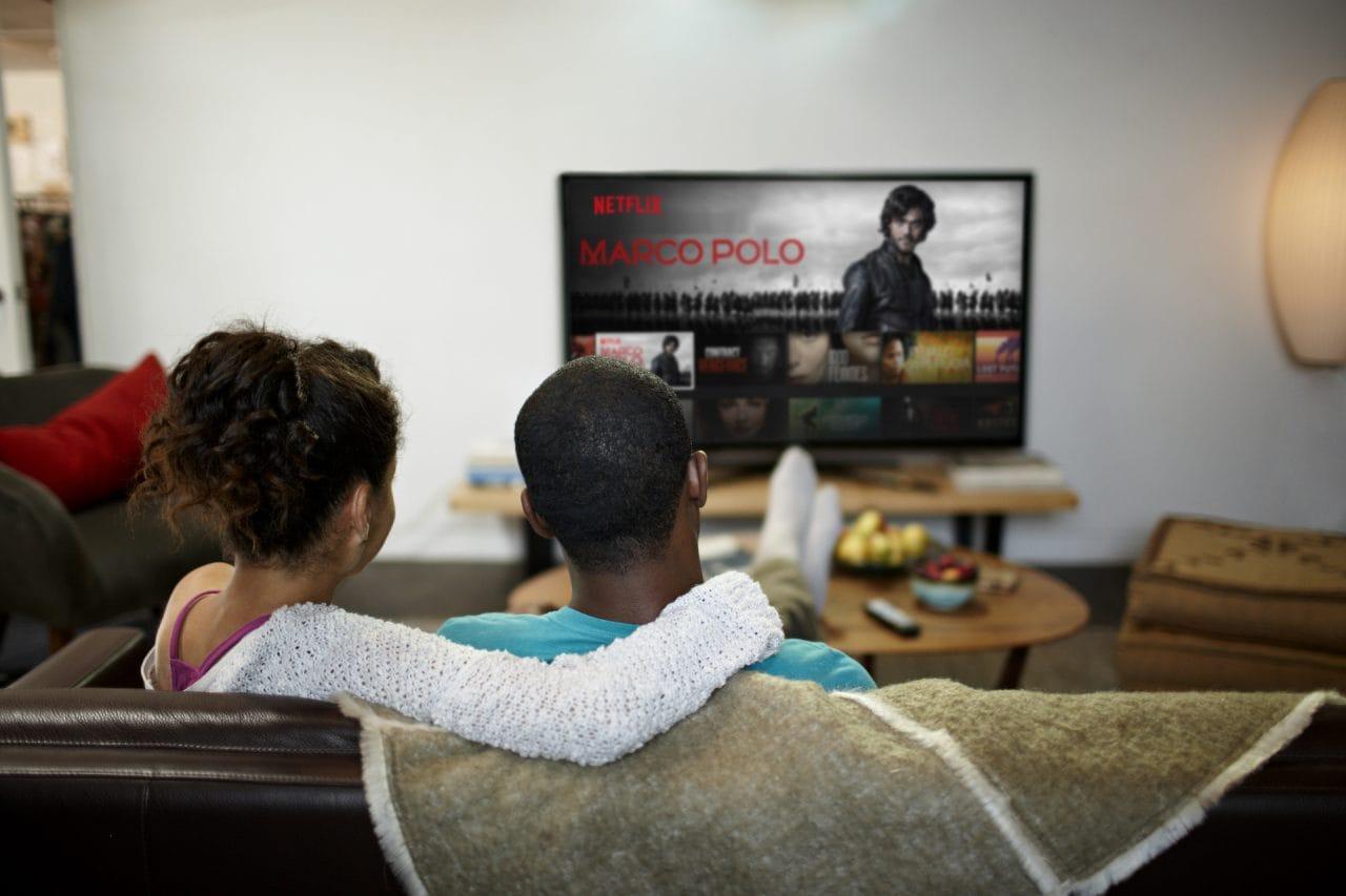 Il nuovo pop-up di Netflix è perfetto per chi vuole lavorare (??)