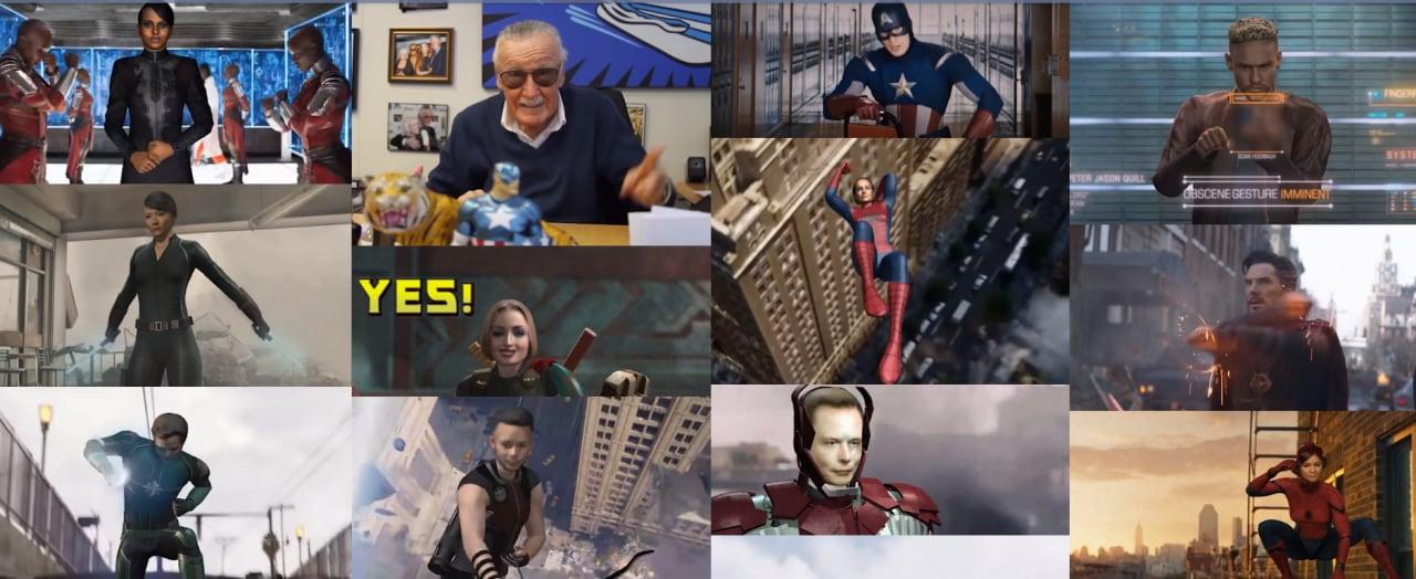 Avengers per un giorno? Potete esserlo con queste GIF (foto)