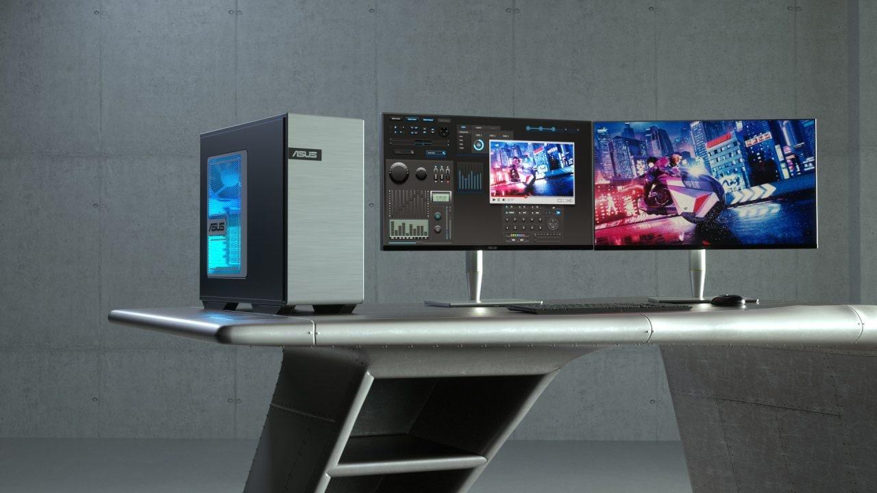 ASUS Gaming Station GS50 è il nuovo desktop di fascia alta con RTX 2080, Intel Xeon W e 64 GB di RAM