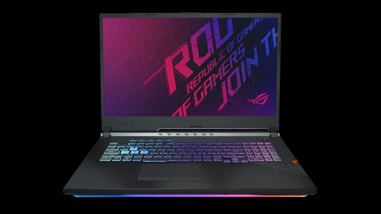 "I nuovi laptop ASUS ROG vantano pannelli 4K a 120 Hz, 17,3"" a ben 240 Hz o anche AMOLED 4K"