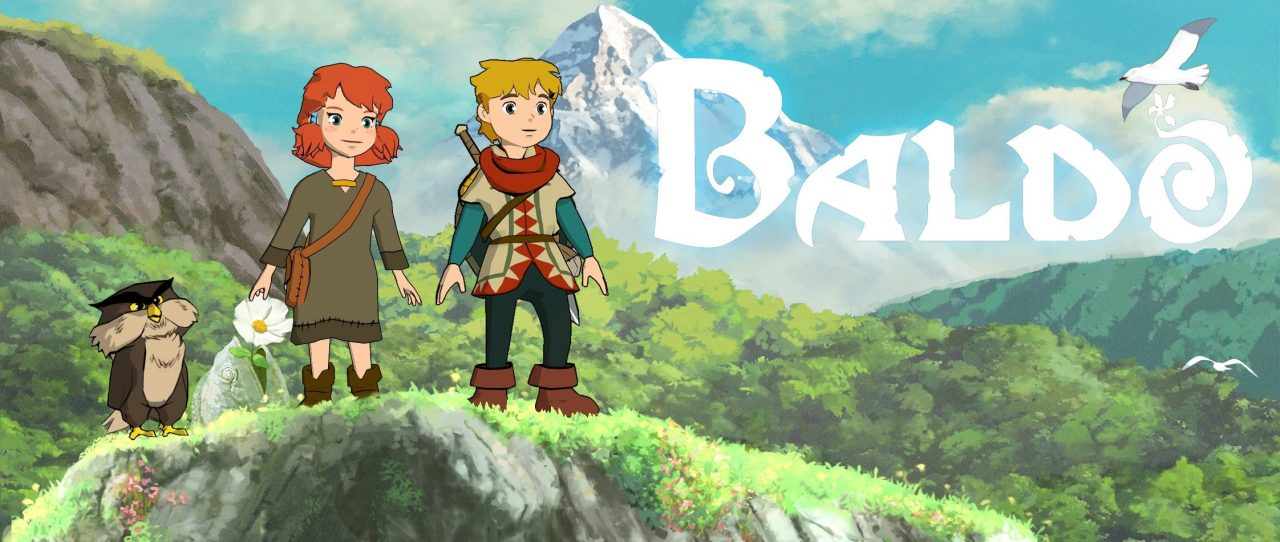 Baldo è una fantastica avventura Made in Italy ispirata a Legend of Zelda e alle opere dello studio Ghibli