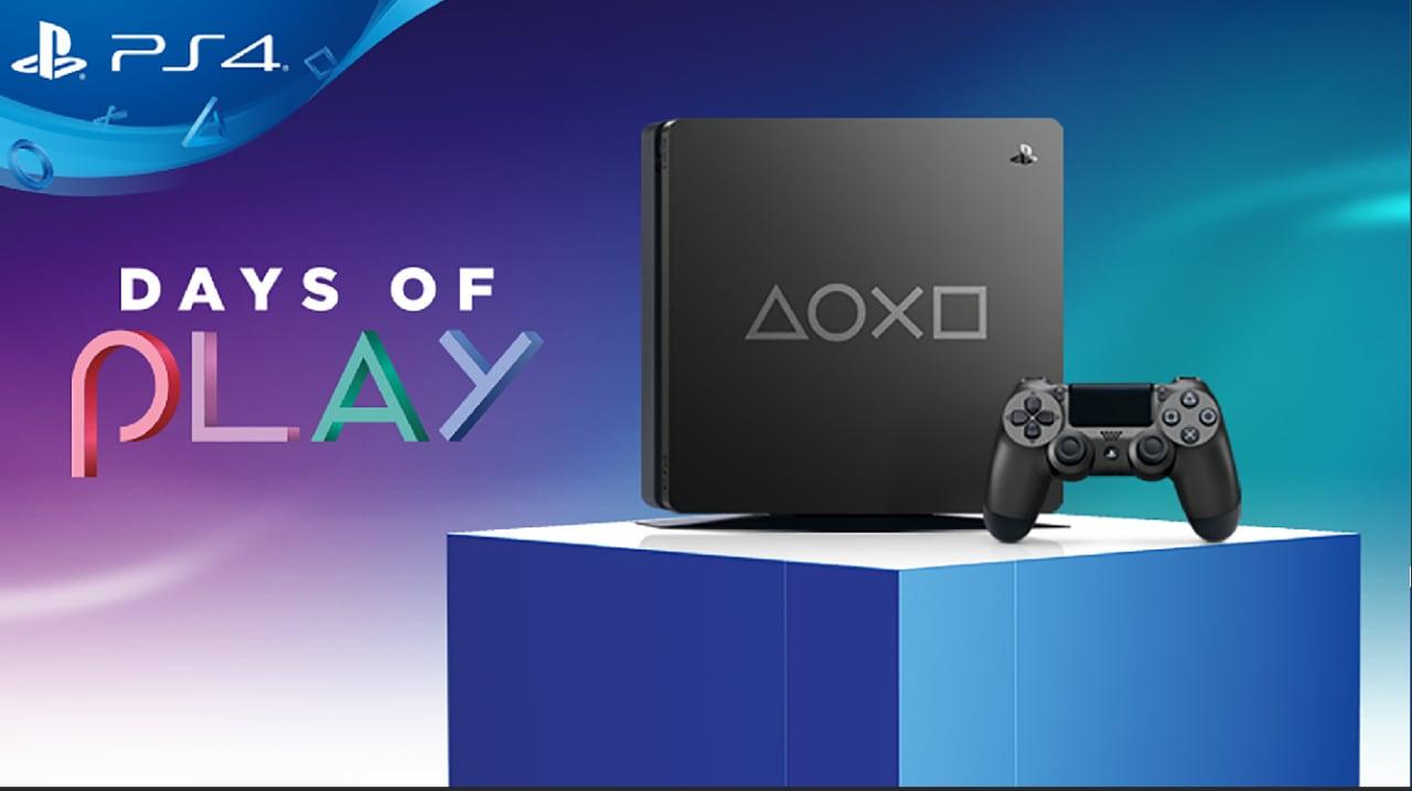 Days of Play 2019: arrivano una nuova PS4 in tiratura limitate e tante offerte su hardware e giochi