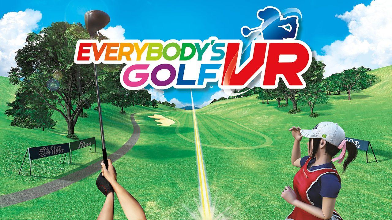 Everybody's Golf VR – Bel colpo! (recensione VR)