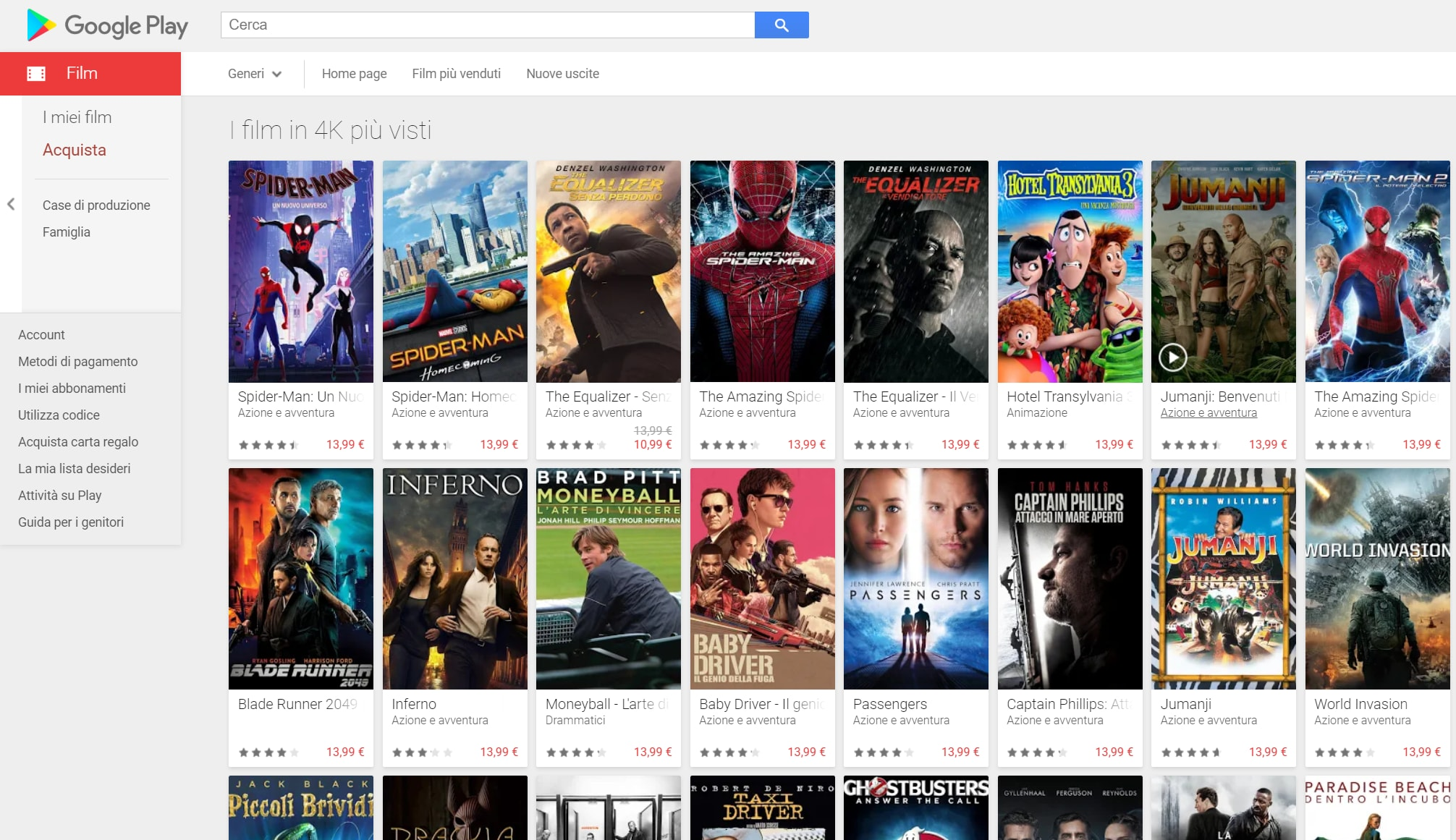 Google Play Kostenlose Filme