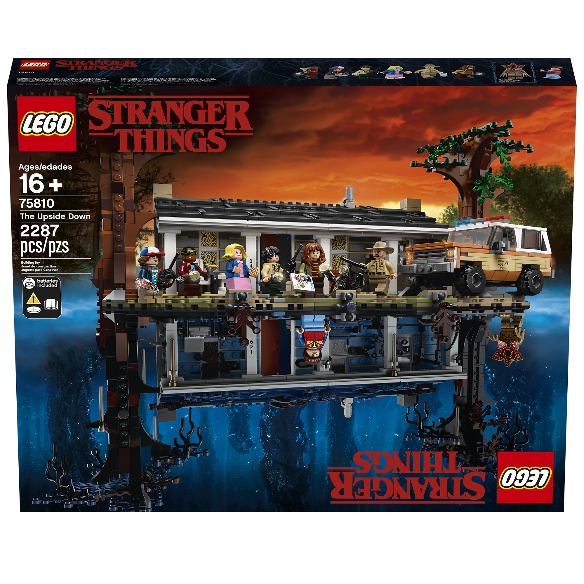 LEGO Stranger Things 75810 Foto set confezione (4)