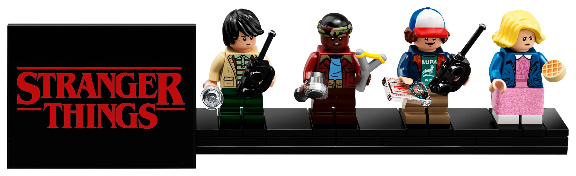 LEGO Stranger Things 75810 Minifigure (9)