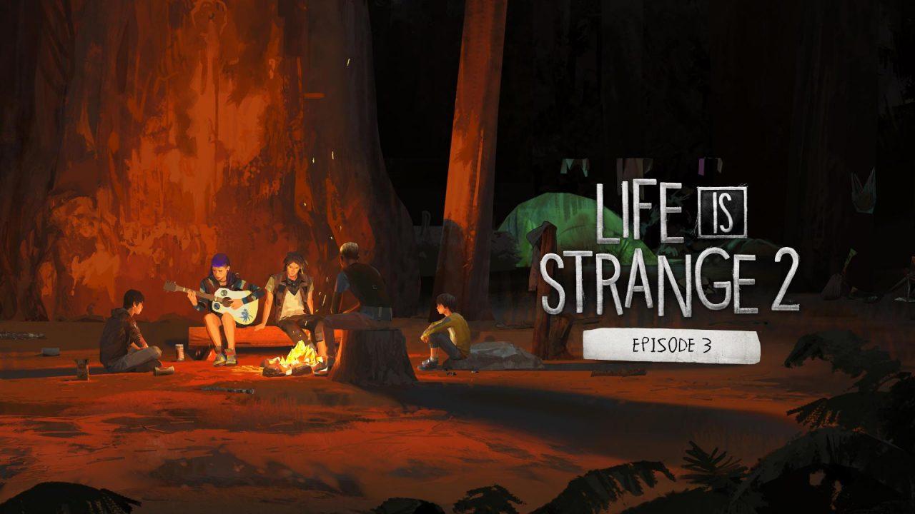Risultati immagini per life is strange 2 wastelands