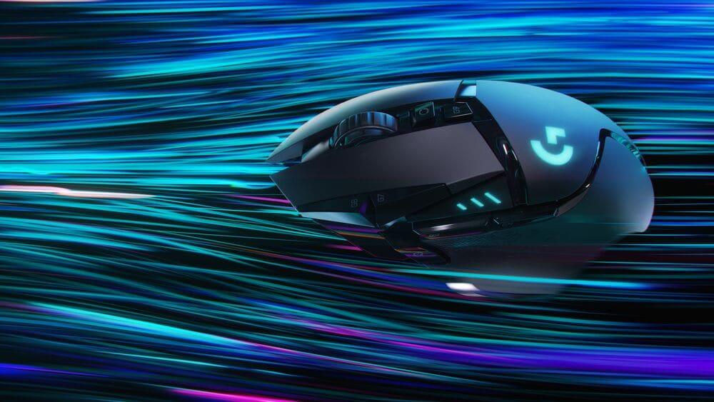Logitech G502 Wireless LIGHTSPEED: la nuova versione del mouse promette prestazioni migliori dei cablati