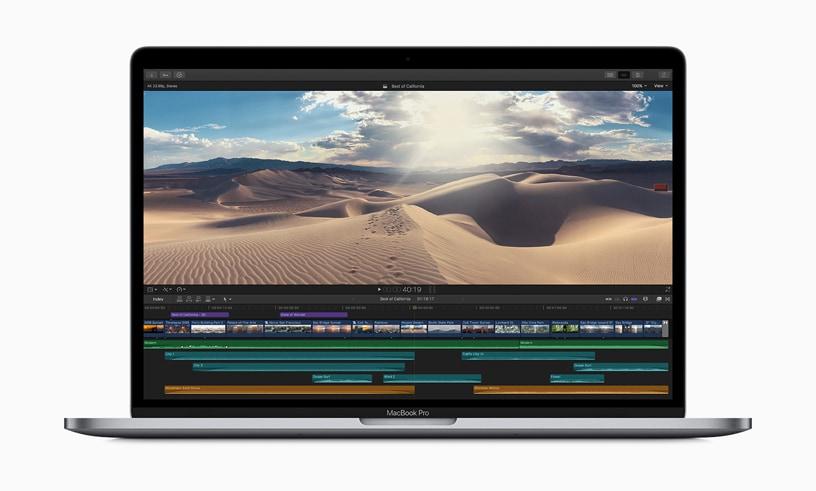 Apple ha lanciato nuovi MacBook Pro: processori più veloci e tastiera rinnovata