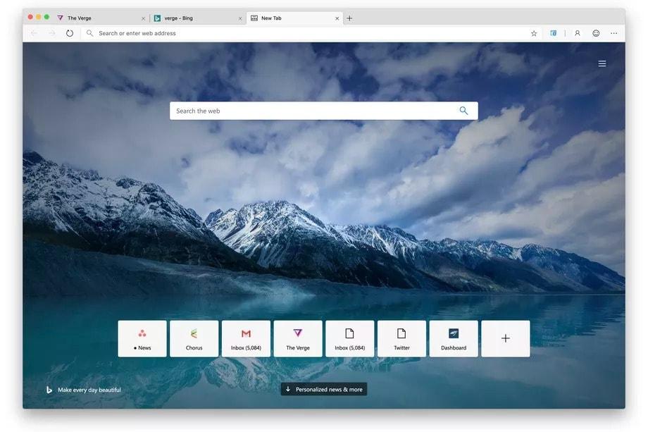 Microsoft Edge per Apple macOS è pronto al download: trapelate le Dev e Canary build