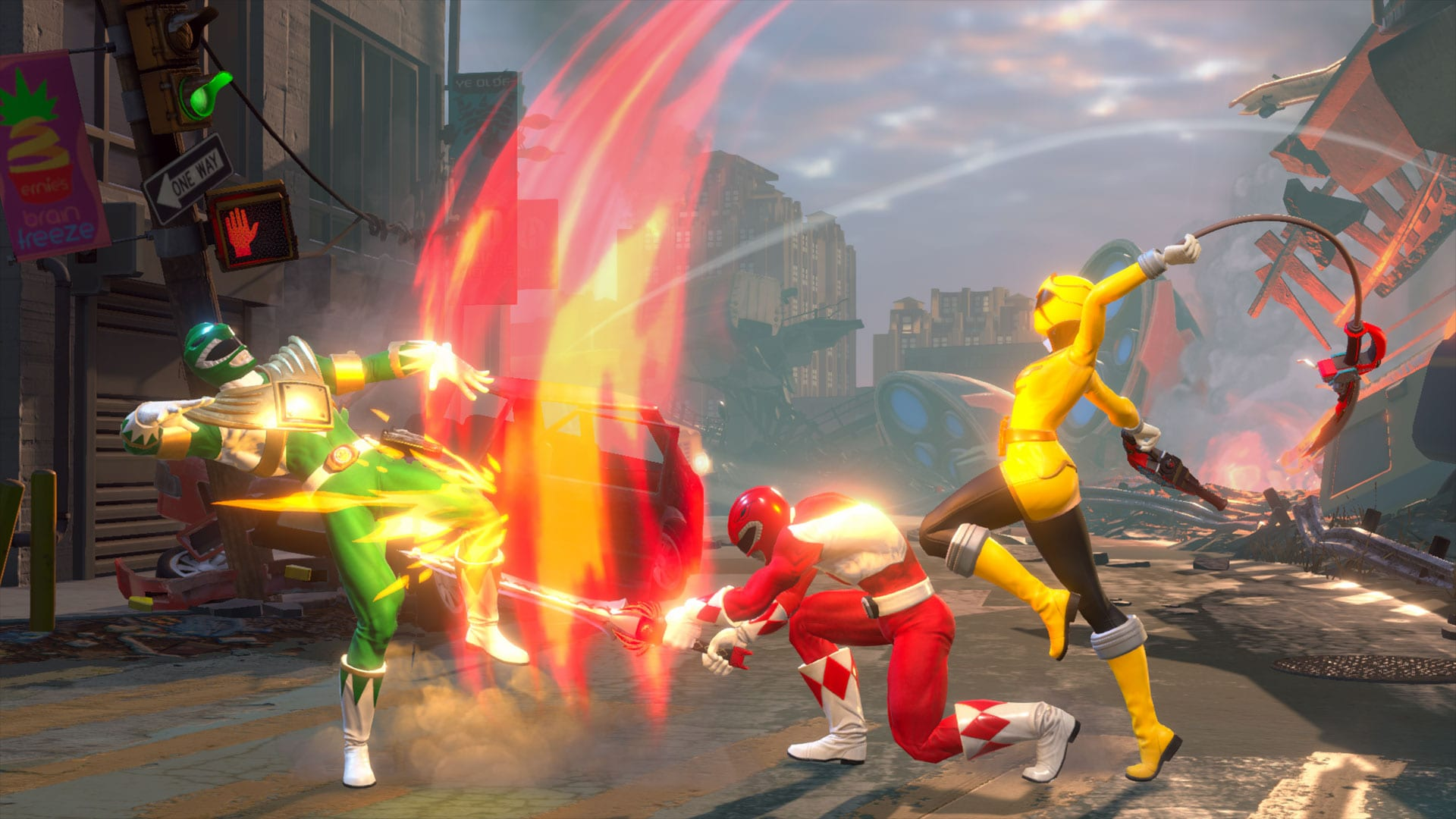 Power Rangers Battle for the Grid (4)