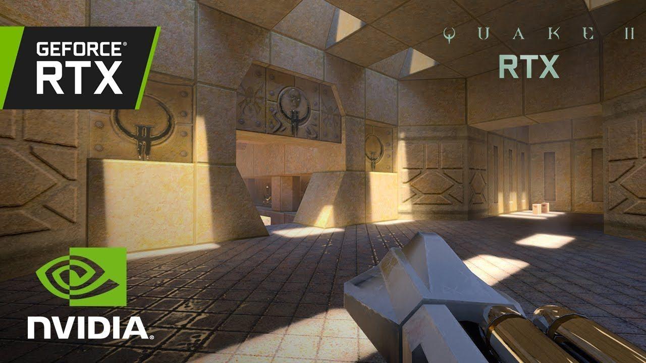 Quake II RTX è la ray-traced remastered del mitico FPS disponibile da oggi su Steam (aggiornato)